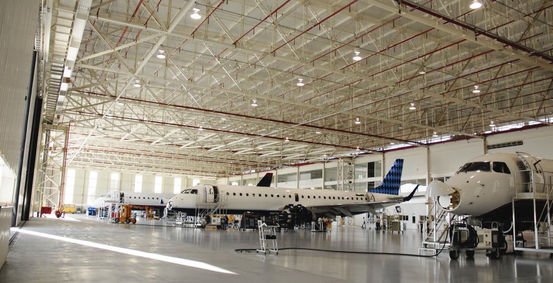 Centro de Entrega de Aeronaves (F300) - foto 2