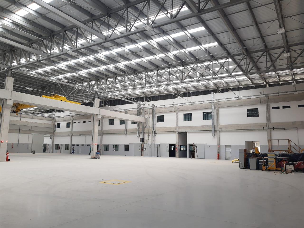 leonardo company projeto de hangar aviação 4